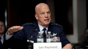 US Space Force General John Raymond